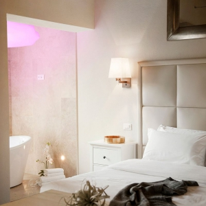 SUITE - cromotherapy pink FIRENZE